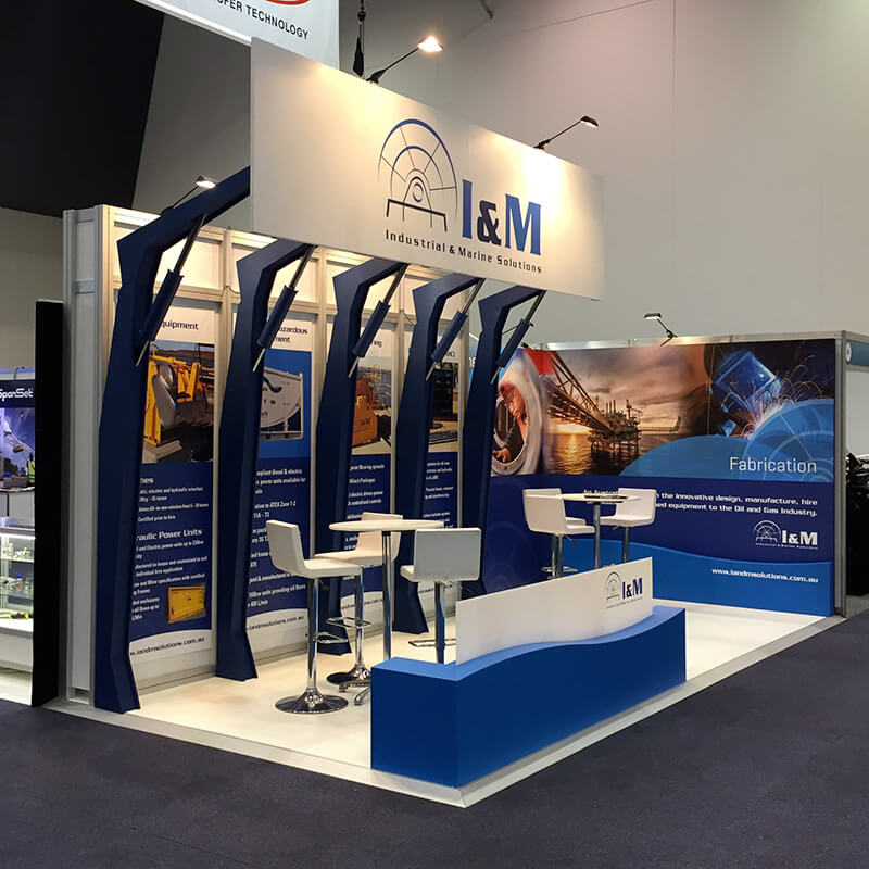 Exhibition Display Solutions : Exhibition displays trade show signage custom semi custom