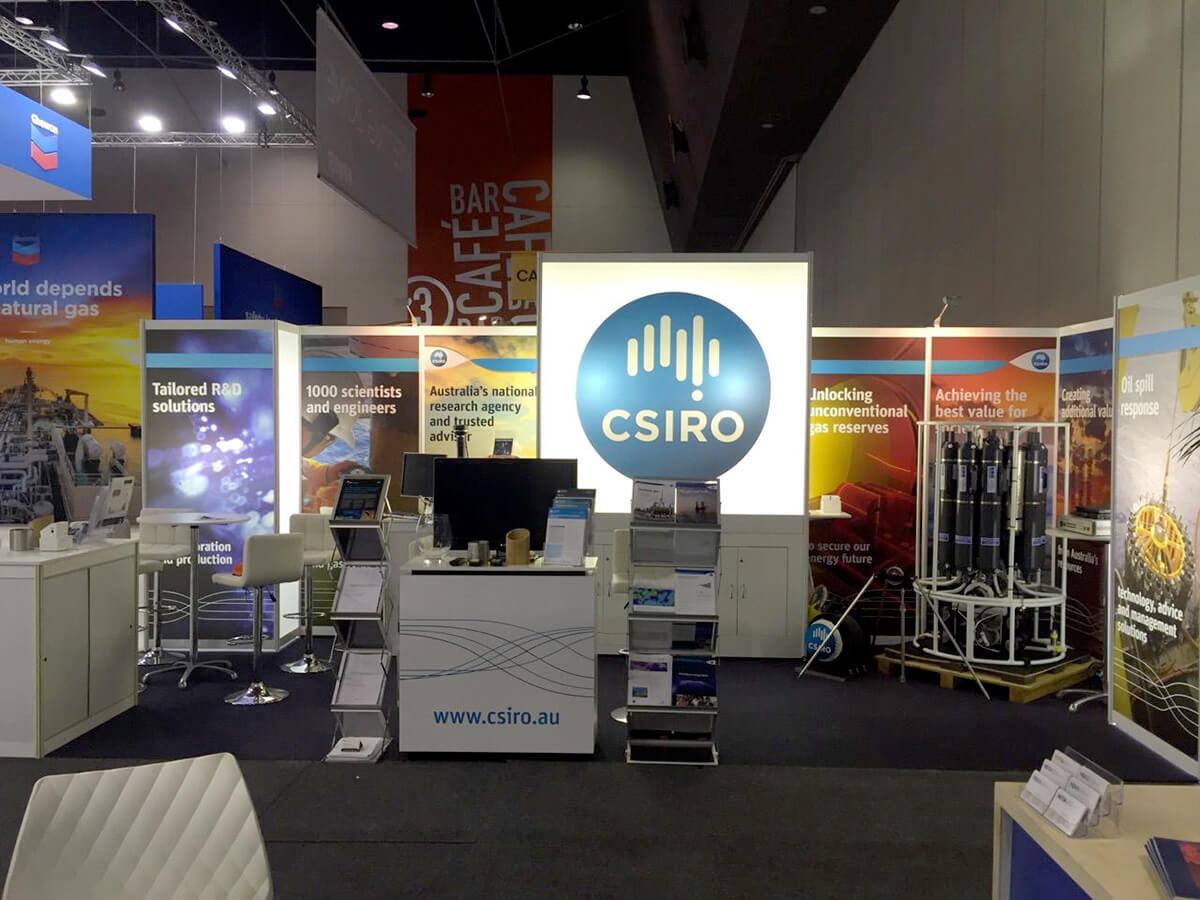 Exhibition Stand Lighting Australia : Perspex fabrication and acrylic fabrication exhibition stands