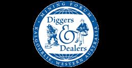 Diggers Dealers logo