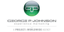 George P Johnson logo