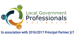 Local Government Professionals logo